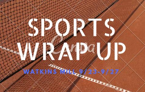 Sports Wrap-Up: September 27, 2019