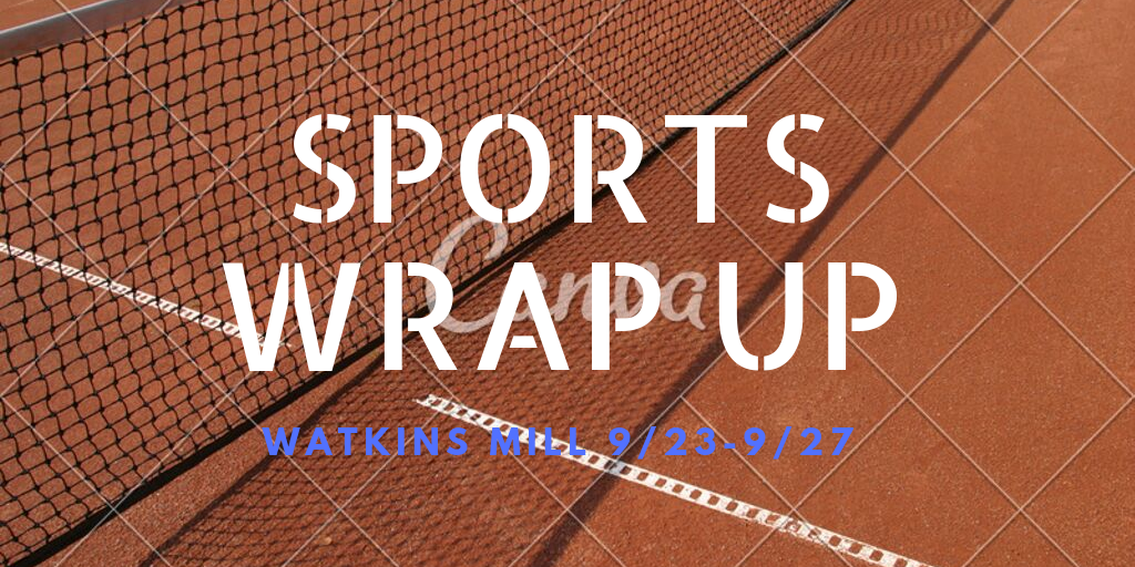 Sports summaries for the week of September 23-27