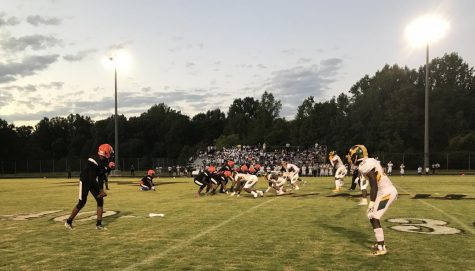 Wolverine football grounds Screamin' Eagles in strong start to season