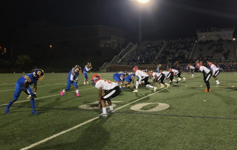 Watkins Mill faced off against the Gaithersburg Trojans on Friday night, coming away with a 40-28 win.