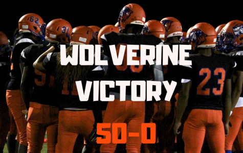 The Watkins Mill High School football team defeated Rockville High School by 50 points.