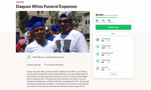 Watkins Mill community mourns the loss of Daquan Wims, comes together to support each other