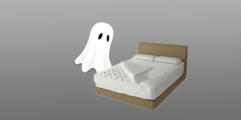 Little brother's spooky nighttime habits make senior nervous