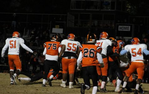 Watkins Mill High School played Rockville High School on November 8 in playoffs.