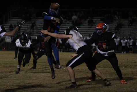'Rines ground Falcons, plan to ram Rockville out of playoffs on Friday