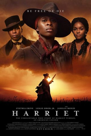 Harriet Tubman movie takes audiences through harrowing Underground Railroad ride