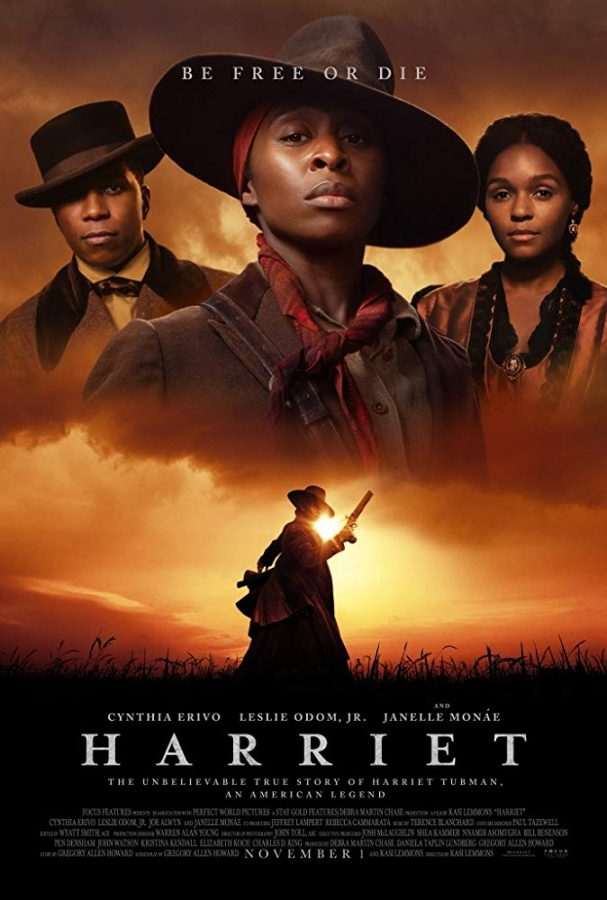 Harriet, the new movie depicting the life of Harriet Tubman, is playing in theaters now.