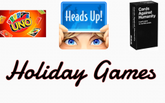 Games to play with the family this holiday season
