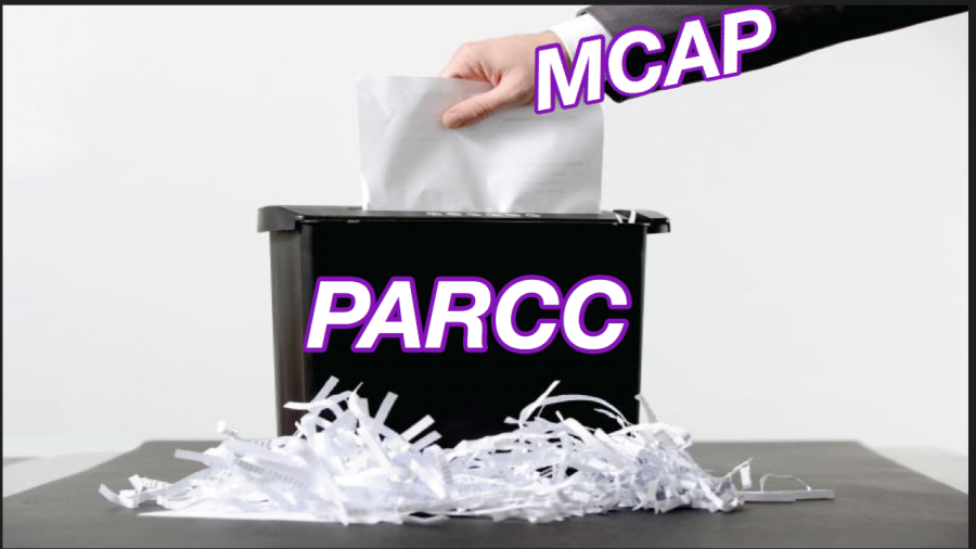 The+PARCC+test%2C+which+students+were+required+to+pass+to+graduate%2C+will+be+replaced+by+the+MCAP+test.+Students+currently+only+need+to+take+the+test%2C+not+pass+it.