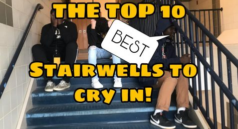 Watkins Mill's top 10 best stairwells to cry in