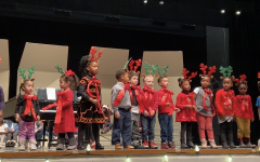 Video: Child Development winter concert