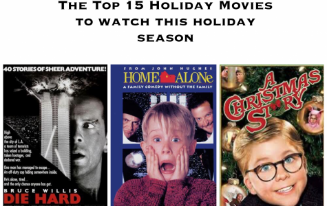 The top 15 movies to watch this holiday season