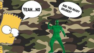 Top ten ways to dodge the draft in World War III