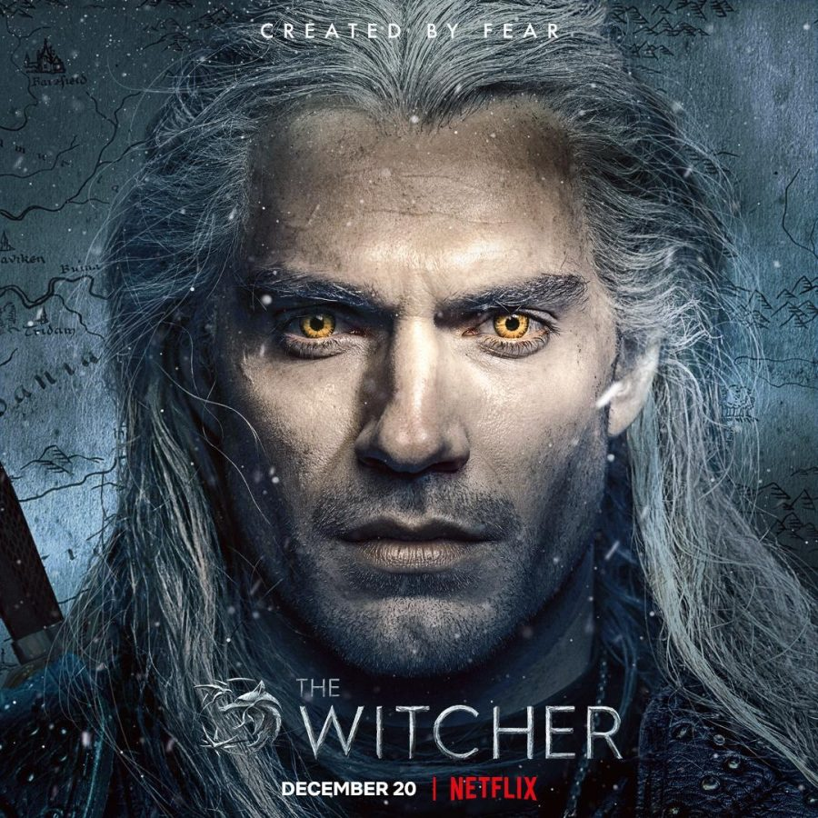 Netflix%E2%80%99s+brand+new+series+The+Witcher+gives+a+new+look+to+the+dark+fantasy+genre.