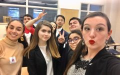 Model UN wins Best Small Delegation Award at conference