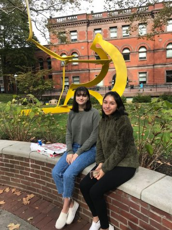 First-generation college students work hard to achieve their dreams