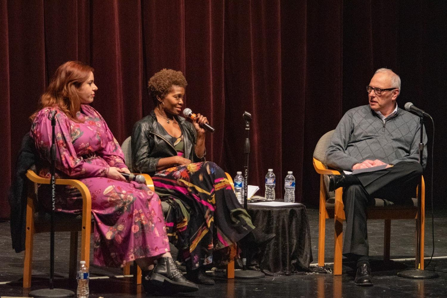 CEO of Shugoll Research Mark Shugoll talks to Broadway stars LaChanze and Alysha Umphress about their careers.