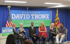 On the campaign trail with David Trone, at a