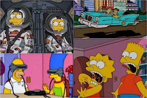 Los escritores de Los Simpson parecen predecir el futuro.
