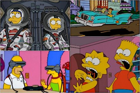 The Simpsons writers seem to predict the future.