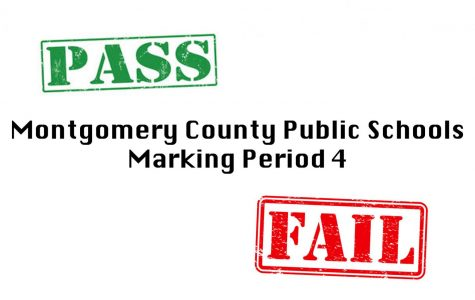 Montgomery County Public Schools will be implementing a pass/fail grading system for the fourth quarter.
