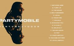 PARTYNEXTDOOR released the album Partymobile, giving us the perfect playlist for quarantine.