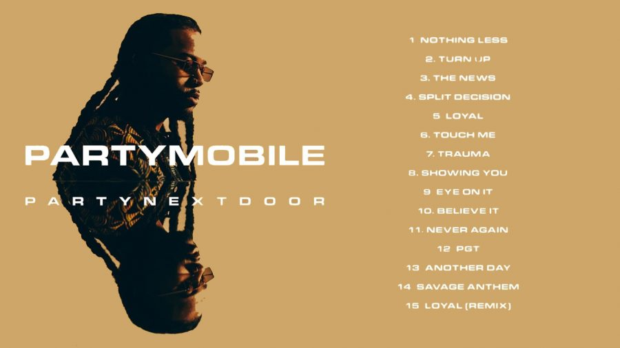 PARTYNEXTDOOR+released+the+album+Partymobile%2C+giving+us+the+perfect+playlist+for+quarantine.