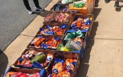 Free produce is available every Saturday at Montgomery Village Middle School.