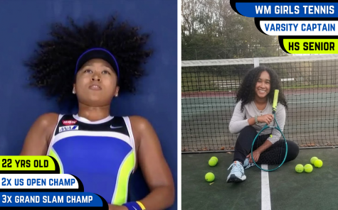 Editor-in-Chief Grace Edwards reflects on Naomi Osaka's activism, bi-racial identity, and competing in the 2020 US Open.