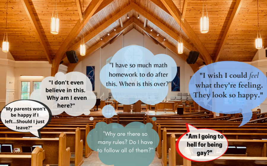 Religion+takes+new+meaning+with+growing+Generation+Z.+When+thinking+of+religion%2C+do+any+of+these+questions+sound+familiar%3F+
