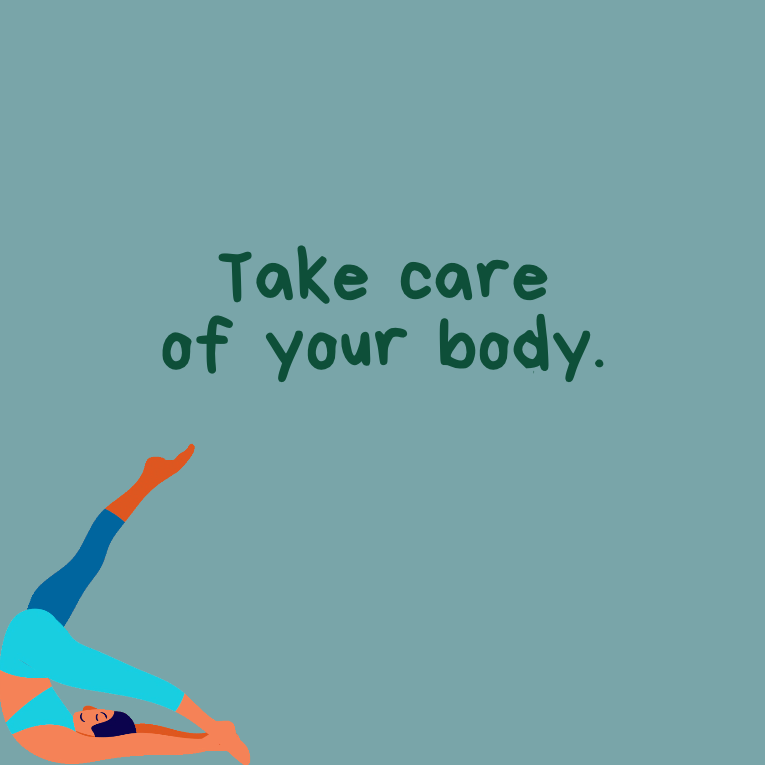 Acknowledging the importance of loving our bodies is the most crucial thing during these unsettling times.