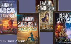The Stormlight Archive series is an amazing read for anyone interested in epic fantasy.
