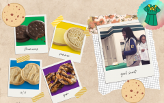 Girl Scout cookies and nostalgia-- what more could you ask for ?