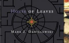 The paperback and remastered full-color edition of House of Leaves.
