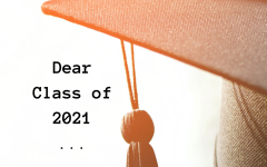 Senior Kayla Holt shares letter to the Class of 2021.