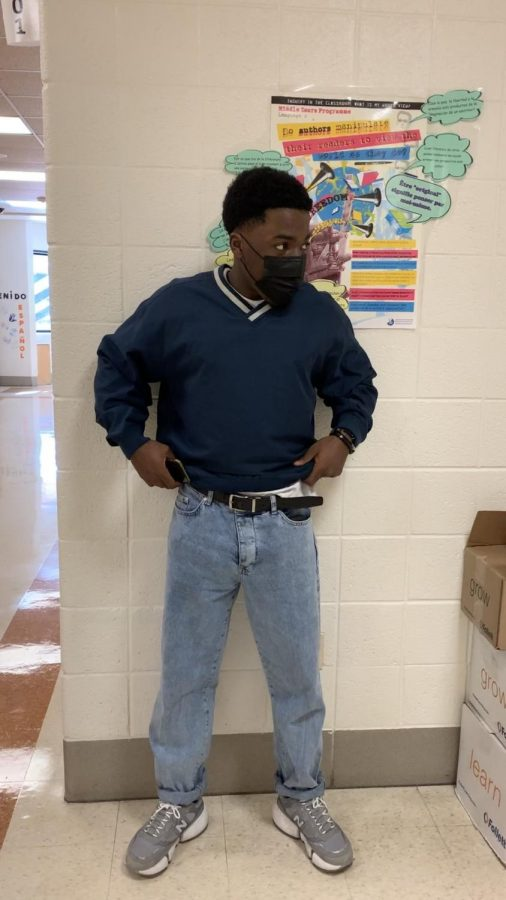 Does The Current staff have drip? Spirit Week edition